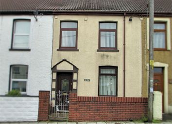 Thumbnail 3 bed terraced house for sale in Commercial Road, Resolven, Neath, West Glamorgan