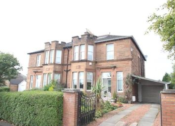 Thumbnail 6 bed semi-detached house for sale in Mansewood Road, Glasgow, Lanarkshire
