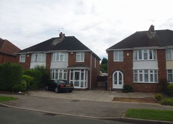 Thumbnail 3 bedroom property to rent in Clifton Road, Castle Bromwich, Birmingham, West Midlands