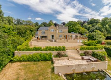 Thumbnail 4 bed detached house for sale in Stockwell Lane, Cleeve Hill, Cheltenham