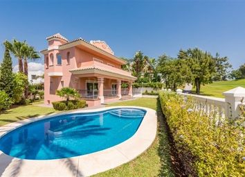 Thumbnail 4 bed detached house for sale in Guadalmina Alta, Costa Del Sol, Spain
