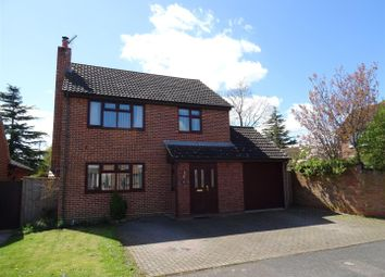 Thumbnail 4 bed detached house for sale in Alexander Drive, Needham Market, Ipswich