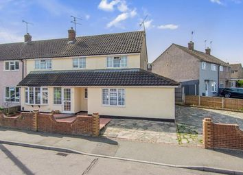 Thumbnail 5 bedroom end terrace house for sale in Basildon, Essex, United Kingdom
