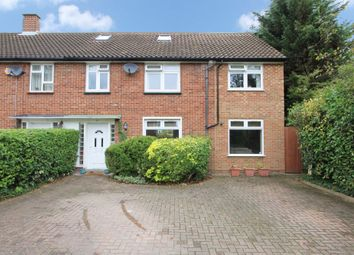 Thumbnail 6 bed end terrace house for sale in Latimer Close, Pinner