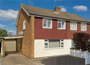 Lindley Road, Walton-On-Thames, Surrey KT12. 3 bed semi-detached house for sale