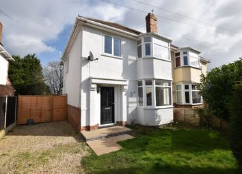Thumbnail 3 bed semi-detached house for sale in Dilmore Avenue, Fernhill Heath, Worcester