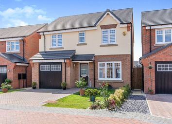 Thumbnail 4 bed detached house for sale in Heatherfields Crescent, New Rossington, Doncaster, South Yorkshire