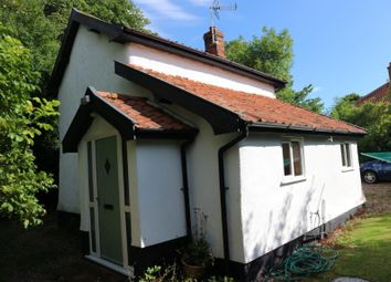 Thumbnail 2 bed cottage for sale in The Cottage, Dereham Road, Ovington, Thetford, Norfolk