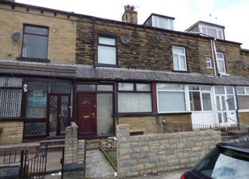 Thumbnail 3 bed terraced house for sale in Hastings Avenue, Bradford