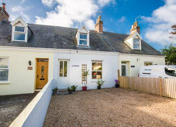 Thumbnail 3 bed cottage for sale in Rue Des Croutes, St. Martin, Guernsey