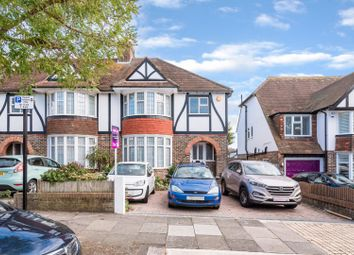 Thumbnail 3 bed semi-detached house for sale in Coleman Avenue, Hove