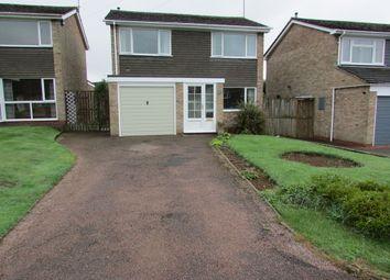 Thumbnail 3 bed detached house for sale in Cherrys Close, Bloxham, Banbury