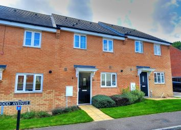 Thumbnail 3 bed terraced house for sale in Blyth's Wood Avenue, Norwich
