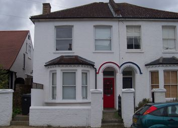 Thumbnail 1 bed flat for sale in Montem Road, New Malden