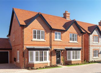 Thumbnail 4 bedroom detached house for sale in Farriers Rise, Bishops Lane, Ringmer, East Sussex