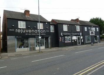Thumbnail Commercial property for sale in 321-325, Sheffield Road, Chesterfield