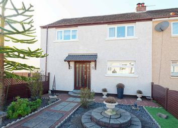 Thumbnail 3 bed semi-detached house for sale in Ettrick Street, Wishaw, North Lanarkshire