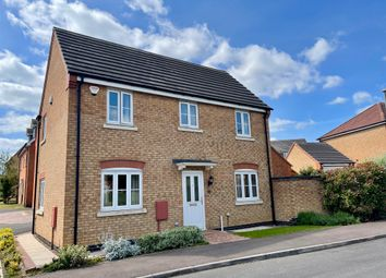 Thumbnail 3 bed detached house for sale in Tom Childs Close, Grantham