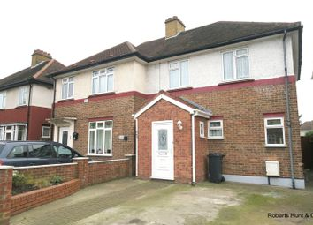 Thumbnail 3 bed property for sale in Burns Avenue, Feltham
