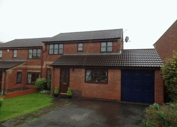 Thumbnail 3 bed semi-detached house to rent in Heathfield Avenue, Branston, Lincoln