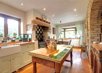 Thumbnail 4 bed detached bungalow for sale in Ricketts Hill Road, Tatsfield, Westerham