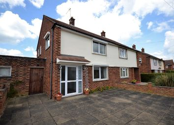 Thumbnail 3 bed semi-detached house for sale in Laxton Walk, Cheltenham