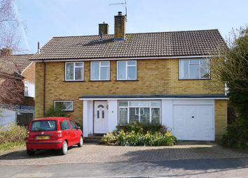Thumbnail 4 bedroom detached house for sale in Woodhill Park, Pembury, Tunbridge Wells