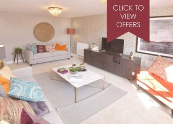 """Thumbnail 4 bed detached house for sale in """"Holden"""" at Walton Road, Drakelow, Burton-On-Trent"""