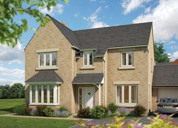 "Thumbnail 5 bed detached house for sale in ""The Birch"" at Centenary Way, Witney"