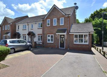 Thumbnail 4 bedroom end terrace house to rent in Fairfield Way, Great Ashby, Stevenage, Herts