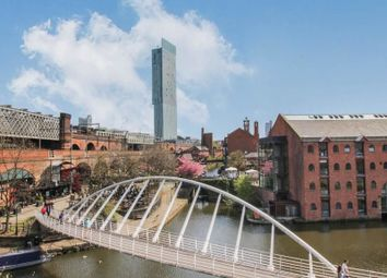 Thumbnail 2 bed flat to rent in Slate Wharf, Manchester