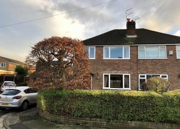 Thumbnail 3 bed semi-detached house for sale in Yarwood Close, Heywood, Manchester, Greater Manchester