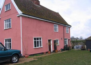 Thumbnail 3 bed end terrace house to rent in Hall Farm Cottages, Wortham