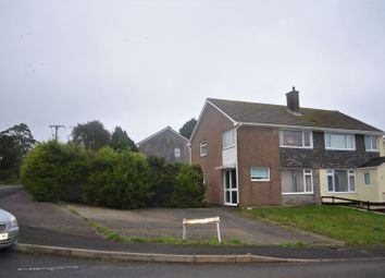 Thumbnail 3 bed property for sale in Southview Road, St. Blazey Gate, Par