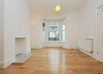 Thumbnail 3 bed terraced house to rent in Fairland Road, London