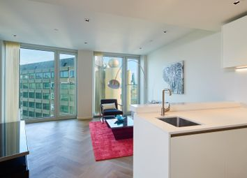 Thumbnail 1 bed flat to rent in South Bank, Stamford Street, London