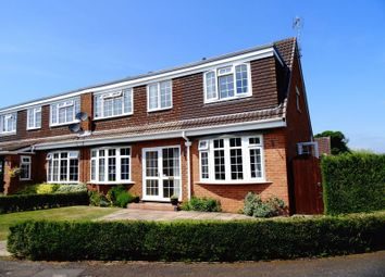 Thumbnail 4 bed semi-detached house for sale in Amersham Close, Macclesfield