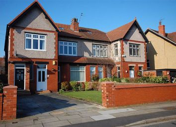 Thumbnail 3 bed flat for sale in College Road North, Crosby, Liverpool