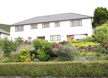 Thumbnail 5 bed detached house for sale in Gwastadgoed Isaf, Llwyngwril, Gwynedd