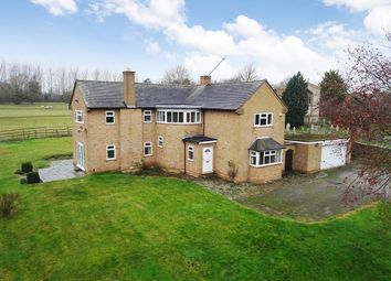 Thumbnail 4 bedroom detached house for sale in All Saints, Barnwell, Peterborough