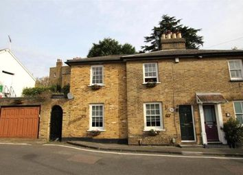 Thumbnail 3 bed semi-detached house for sale in Plumtree Cottages, Goat Lane, Enfield
