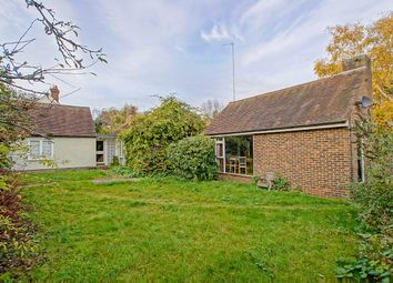 Thumbnail 4 bed detached bungalow for sale in Elmoor Avenue, Welwyn