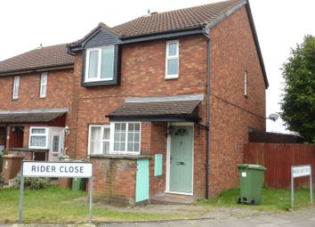 Thumbnail 1 bed property to rent in Rider Close, Sidcup
