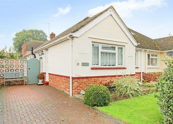 Thumbnail 3 bed semi-detached bungalow for sale in Abbey Grove, Minster, Ramsgate