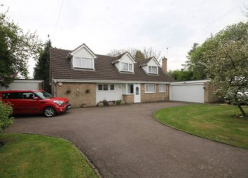 Thumbnail 4 bed detached house for sale in Brickhill Lane, Allesley, Coventry
