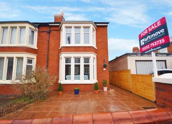 Thumbnail 2 bed semi-detached house for sale in Heathway Avenue, Layton, Blackpool, Lancashire