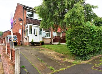 Thumbnail 3 bed semi-detached house for sale in Welland Avenue, Heywood