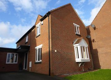Thumbnail 4 bed detached house for sale in Launce Grove, Heathcote, Warwick