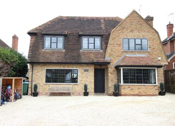 Thumbnail 5 bed detached house for sale in Ridgeway Close, Oxshott