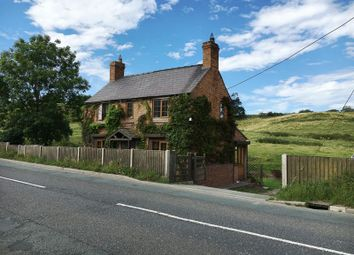 Thumbnail 2 bedroom detached house for sale in Croxton, Hanmer, Whitchurch